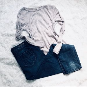 Express | Rerock Skinny Jeans | 12